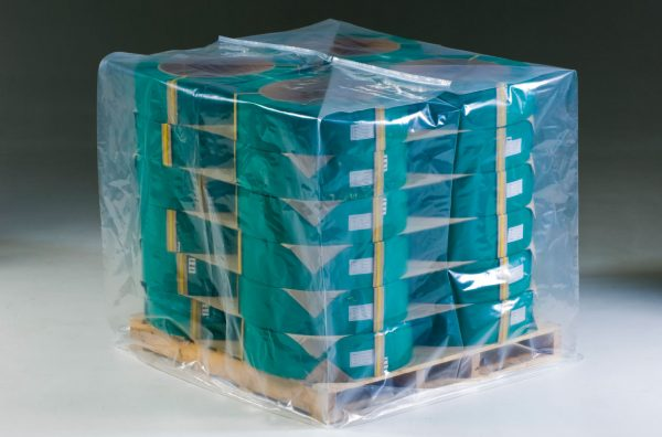 Clear Pallet Bags